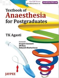 Picture of Textbook of Anaesthesia for Postgraduates