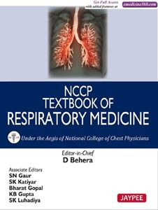 Picture of NCCP Textbook of Respiratory Medicine: Under the Aegis of National College of Chest Physicians