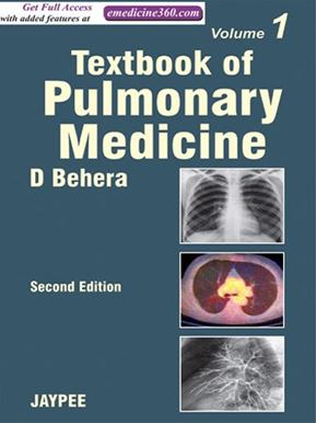 Picture of Textbook of Pulmonary Medicine - Volume 1