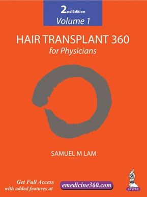 Picture of Hair Transplant 360 for Physicians (2nd Edition) - Volume 1