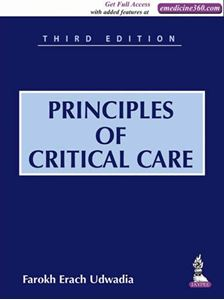 Picture of Principles of Critical Care