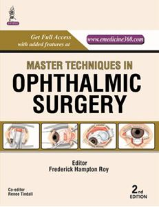 Picture of Master Techniques in Ophthalmic Surgery