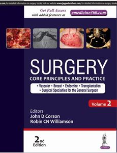 Picture of Surgery: Core Principles and Practice, Second Edition – Volume 2