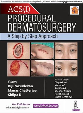Picture of ACS(I) Procedural Dermatosurgery: A Step by Step Approach