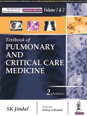 Picture of Textbook of Pulmonary and Critical Care Medicine, Vols 1-2