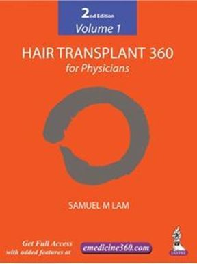 Picture of Hair Transplant 360 for Physicians (2nd Edition) - Volume 1 (Only Videos)