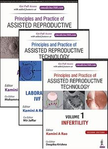 Picture of Principles and Practice of Assisted Reproductive Technology (Second Edition)  Vol: 1-3