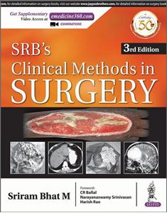 Picture of SRB's Clinical Methods in Surgery, Third Edition