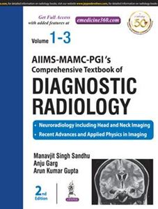 Picture of AIIMS-MAMC-PGI's Comprehensive Textbook of Diagnostic Radiology