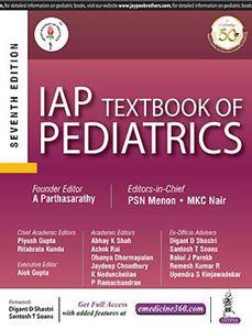 Picture of IAP Textbook of Pediatrics