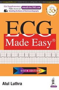 Picture of ECG Made Easy (6th edition)