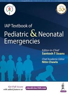 Picture of IAP Textbook of Pediatric and Neonatal Emergencies
