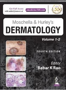 Picture of Moschella and Hurley's Dermatology