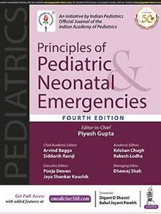 Picture of Principles of Pediatric and Neonatal Emergencies